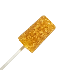 Tropizen's Cannabis Infused Sesame Ajonjoli Pilones Tropical Lollipop