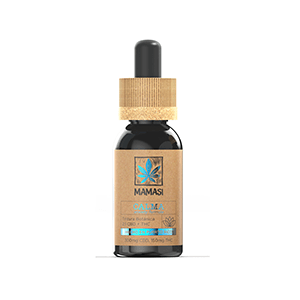 Tropizen's Mamasi Botanical Tincture with Cannabis Extract
