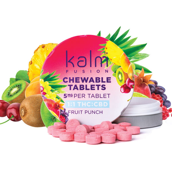 Kalm Fusion Fruit Punch
